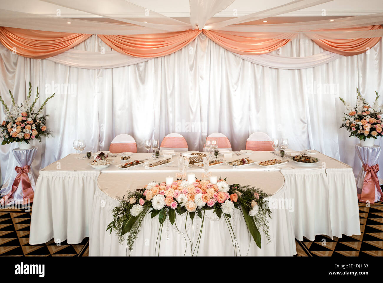 Decorazioni Per Matrimoni Foto Stock Alamy