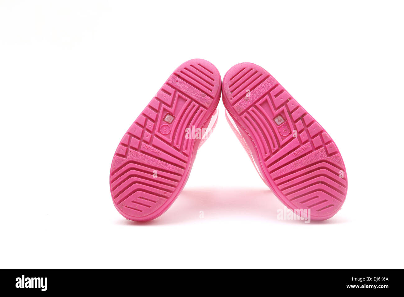 free shipping 336e6 a9448 Una coppia di bambini Rosa Minnie Mouse gli stivali da ...
