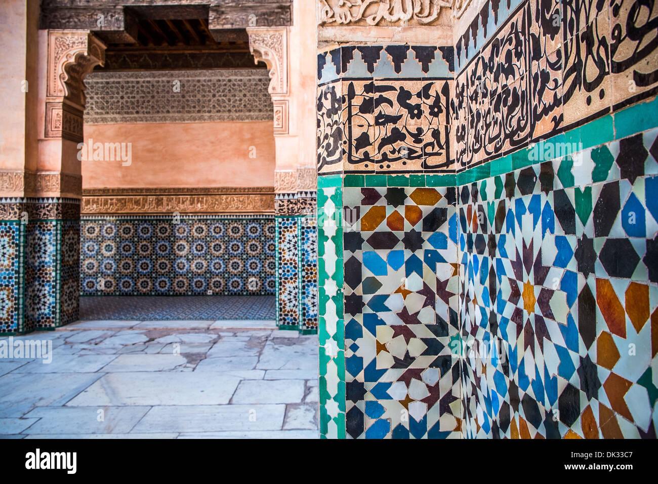 Piastrelle marocchine vendita on line: i cinque continenti