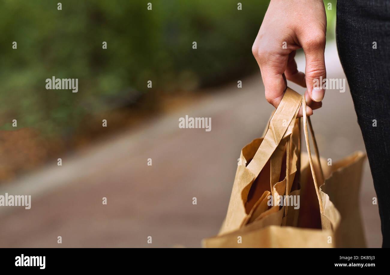Shopping e commercio al dettaglio Immagini Stock