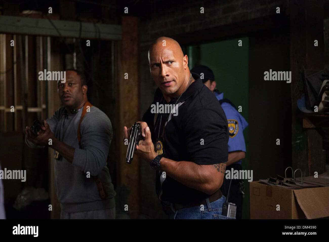 EMPIRE STATE (2013) fortunato Johnson, Dwayne Johnson DITO MONTIEL (DIR) RACCOLTA MOVIESTORE LTD Immagini Stock