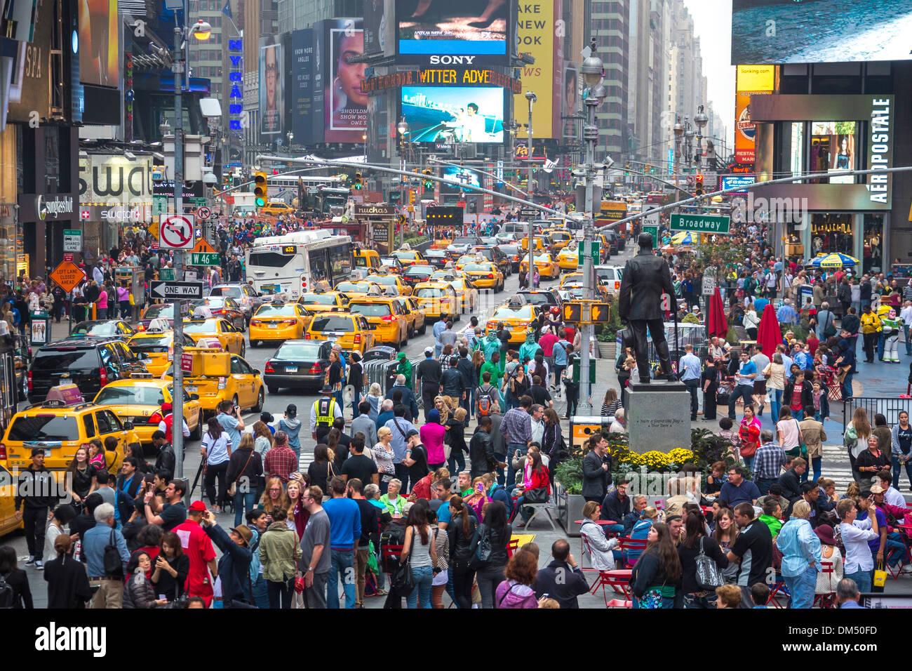 Manhattan New York Stati Uniti d\'America Stati Uniti America Times ...