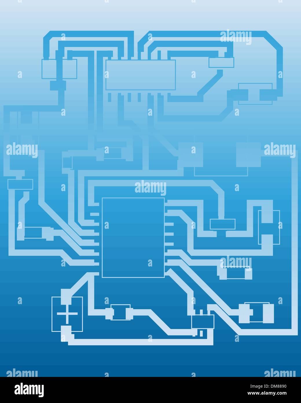 Schema Elettrico Quadro : Schema elettrico immagini & schema elettrico fotos stock alamy
