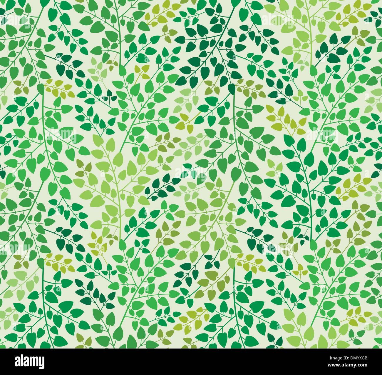 Floral background senza giunture Immagini Stock