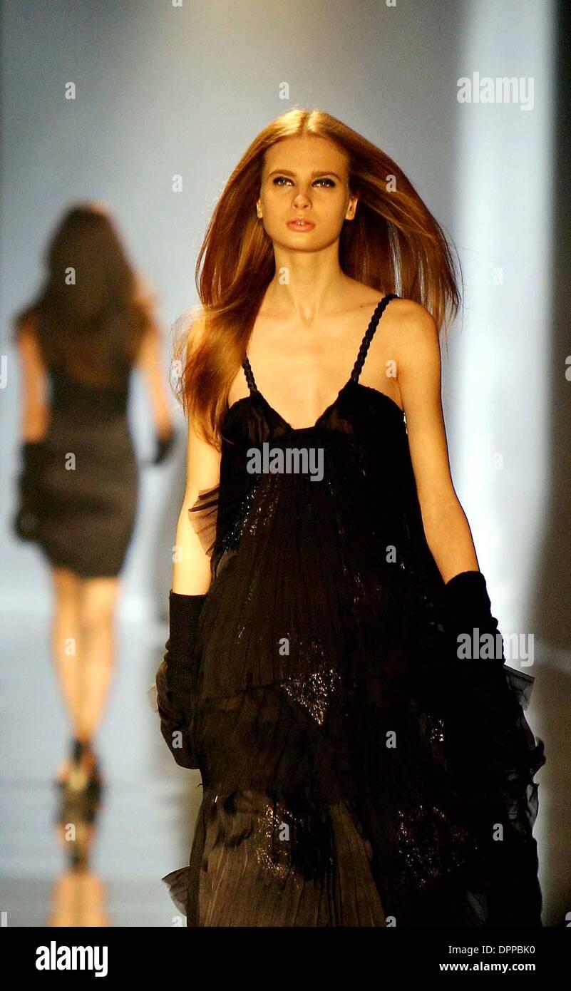 Febbraio 28, 2006 K46988 .2006 settimana della moda di