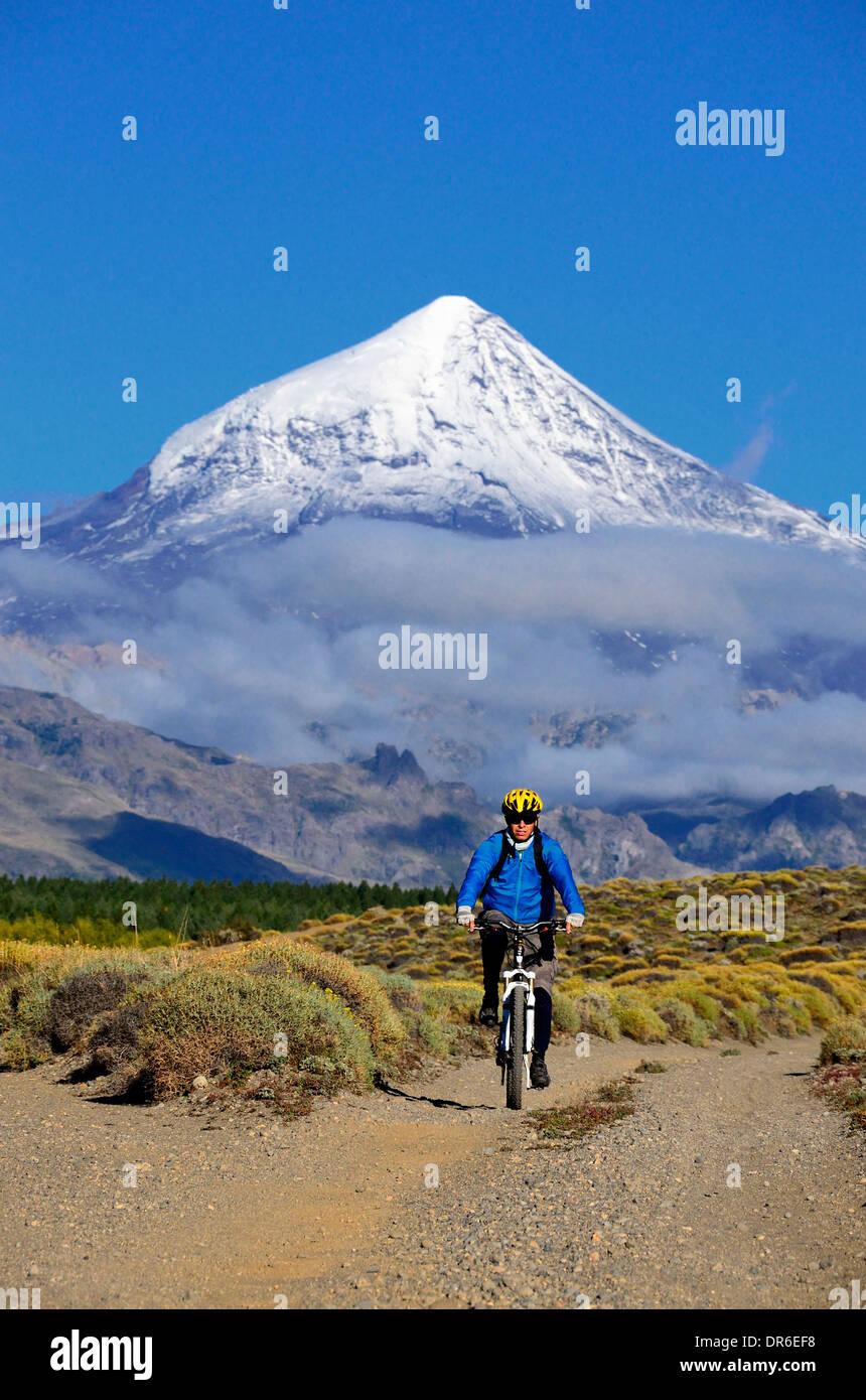 Mountain bike Immagini Stock