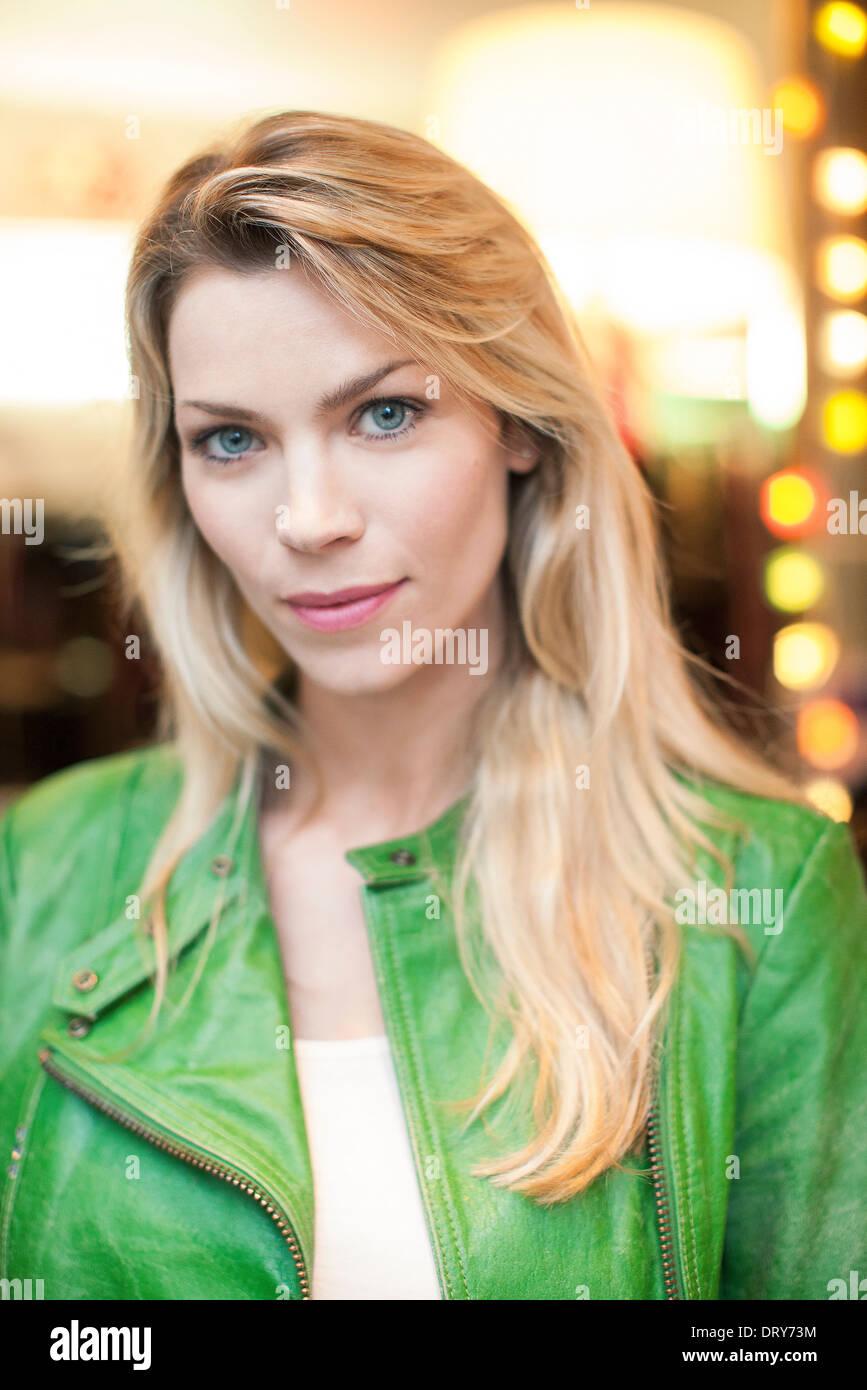 Giacca Di Pelle Immagini & Giacca Di Pelle Fotos Stock Alamy