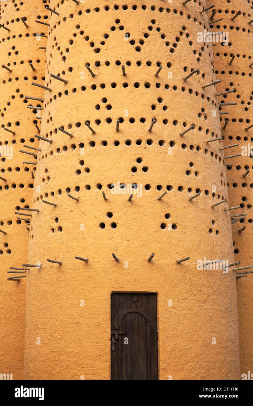 Torre di piccione, Katara Villaggio Culturale, Doha, Qatar, Medio Oriente Immagini Stock