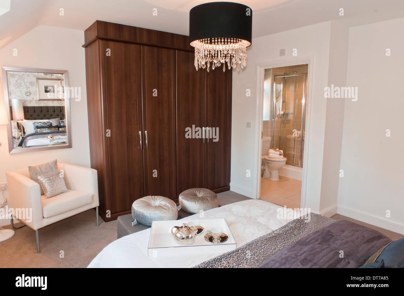 Camere arredate in stile contemporaneo camera da letto matrimoniale ...