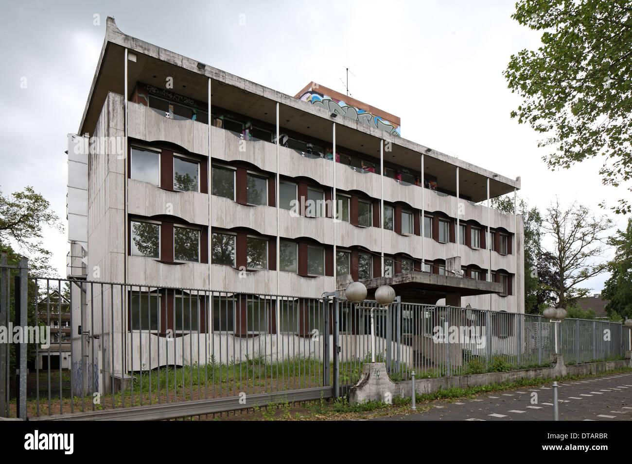 Bonn, ehemalige Botschaft von Saudi Arabien Immagini Stock