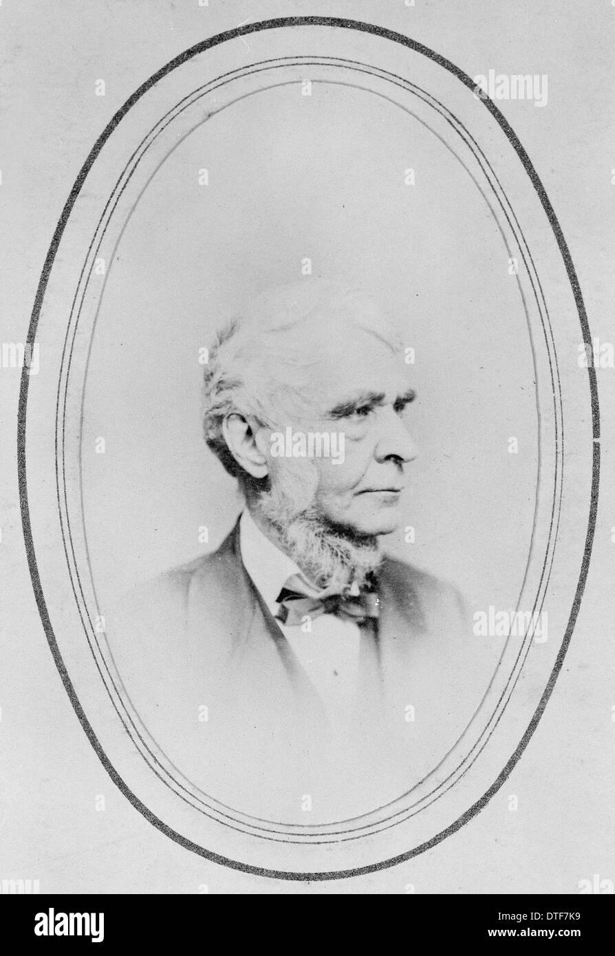 George Bentham (1800-1884) Immagini Stock