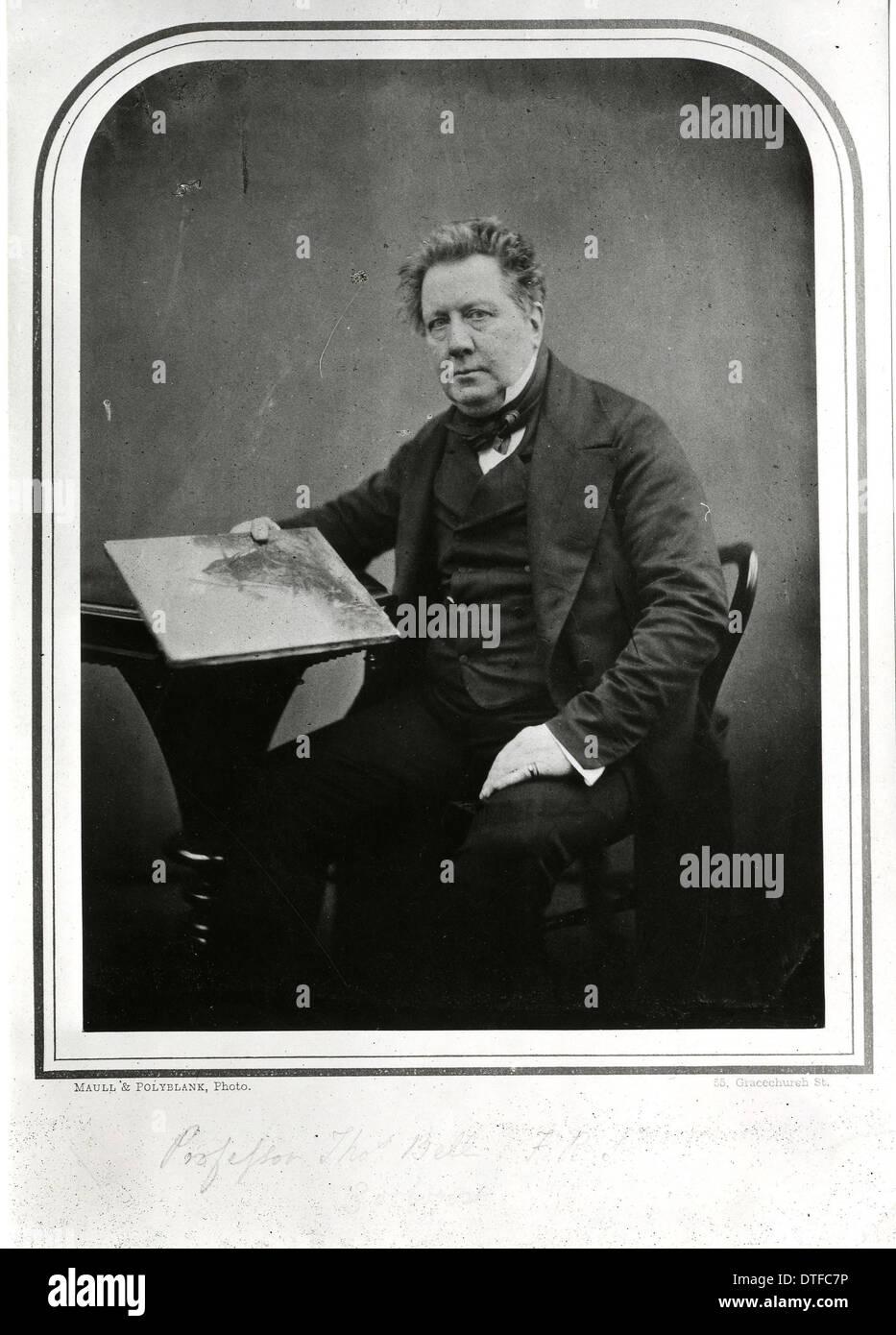 Thomas Campana (1792-1880) Immagini Stock