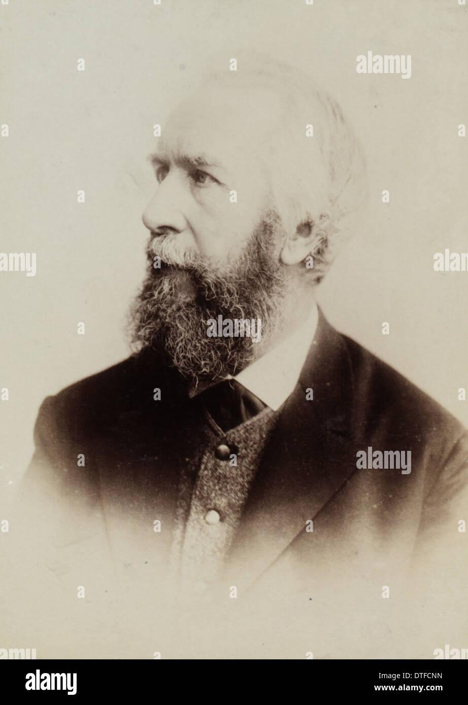 Ernst Heinrich Philipp Haeckel (1834-1919) Immagini Stock