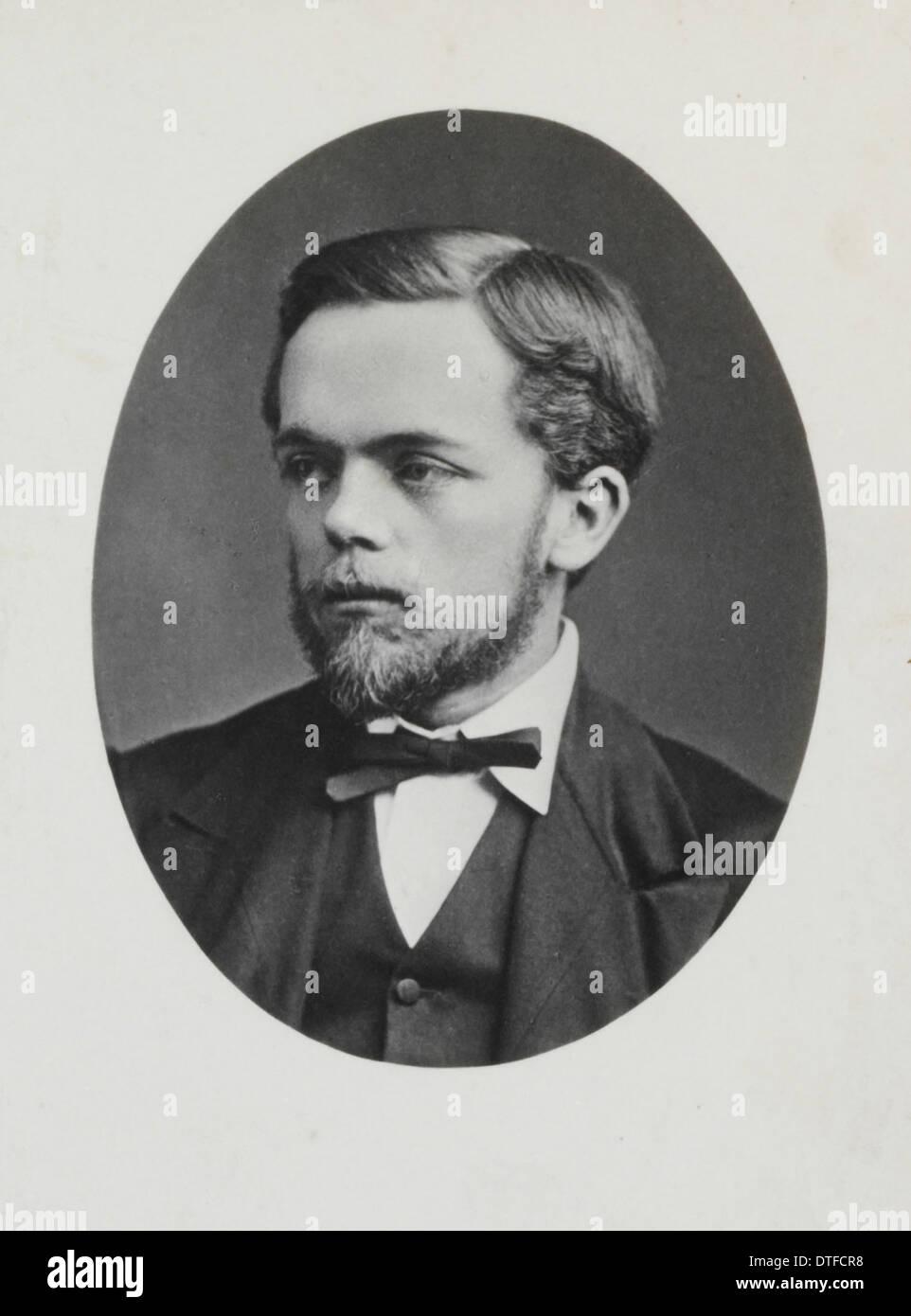 Edward J. Miers (1851-1930) Immagini Stock