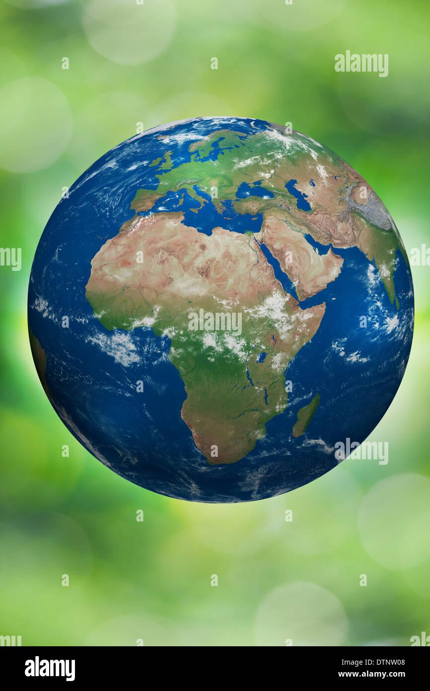 Giornata della terra Immagini Stock