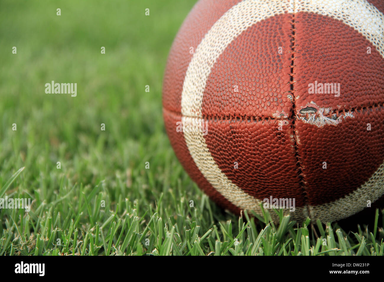 Football americano Immagini Stock