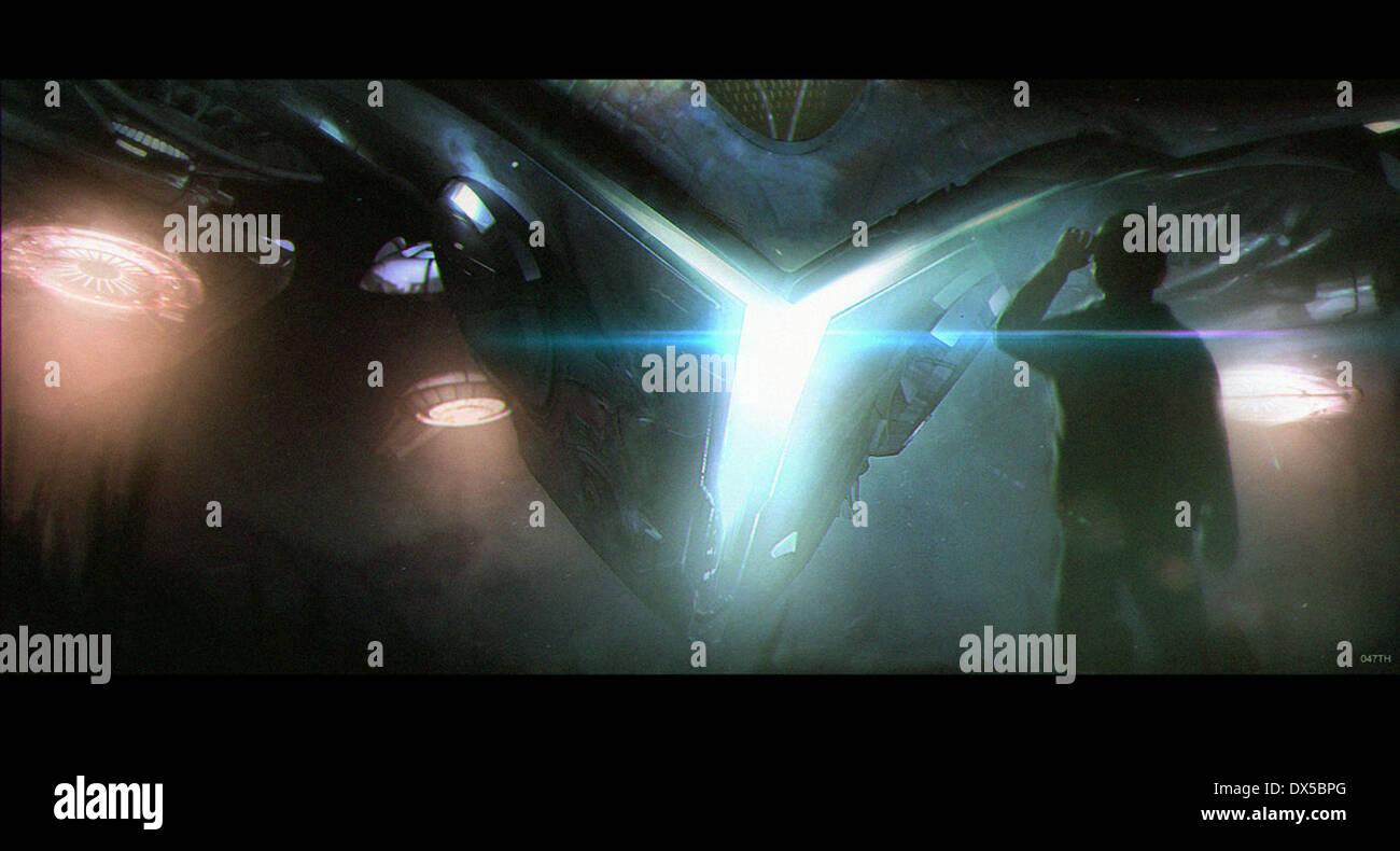 I guardiani della galassia (2014) di JAMES GUNN (DIR) RACCOLTA MOVIESTORE LTD Immagini Stock