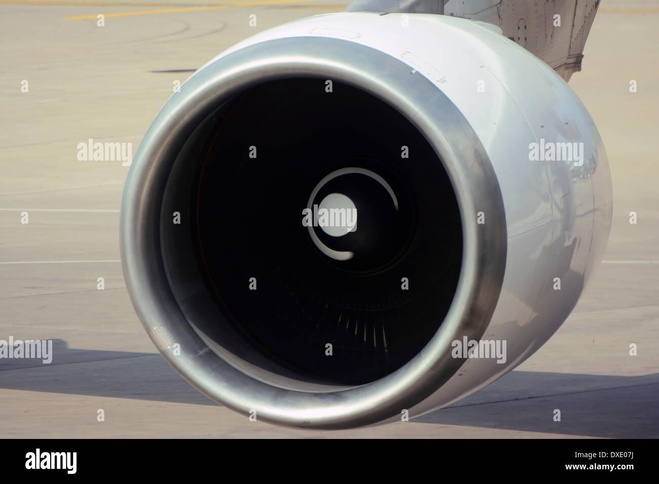 Motore a propulsione Immagini Stock