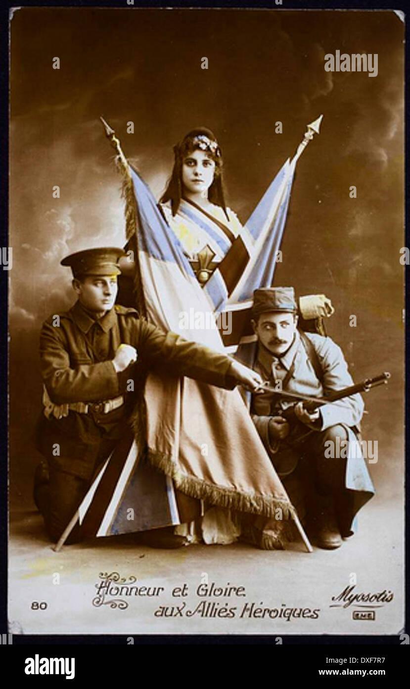 Bygone vintage di vecchia storia storico stampa fotografica tempi passati Immagini Stock