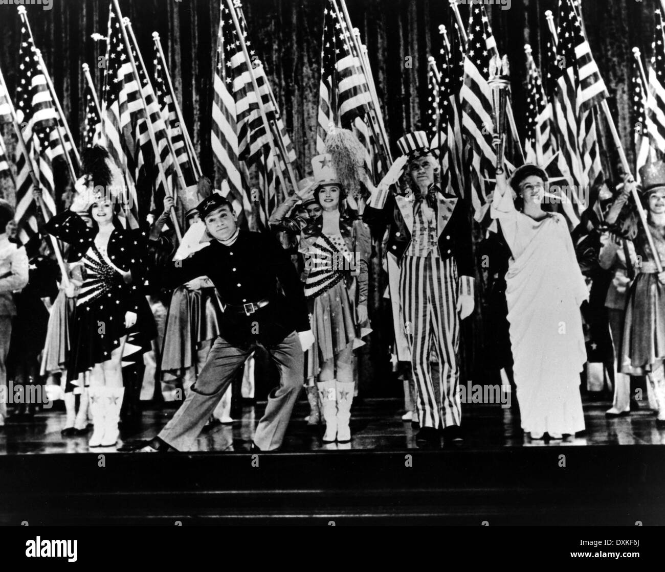 YANKEE DOODLE DANDY (US1942) WARNER BROS James Cagney Immagini Stock