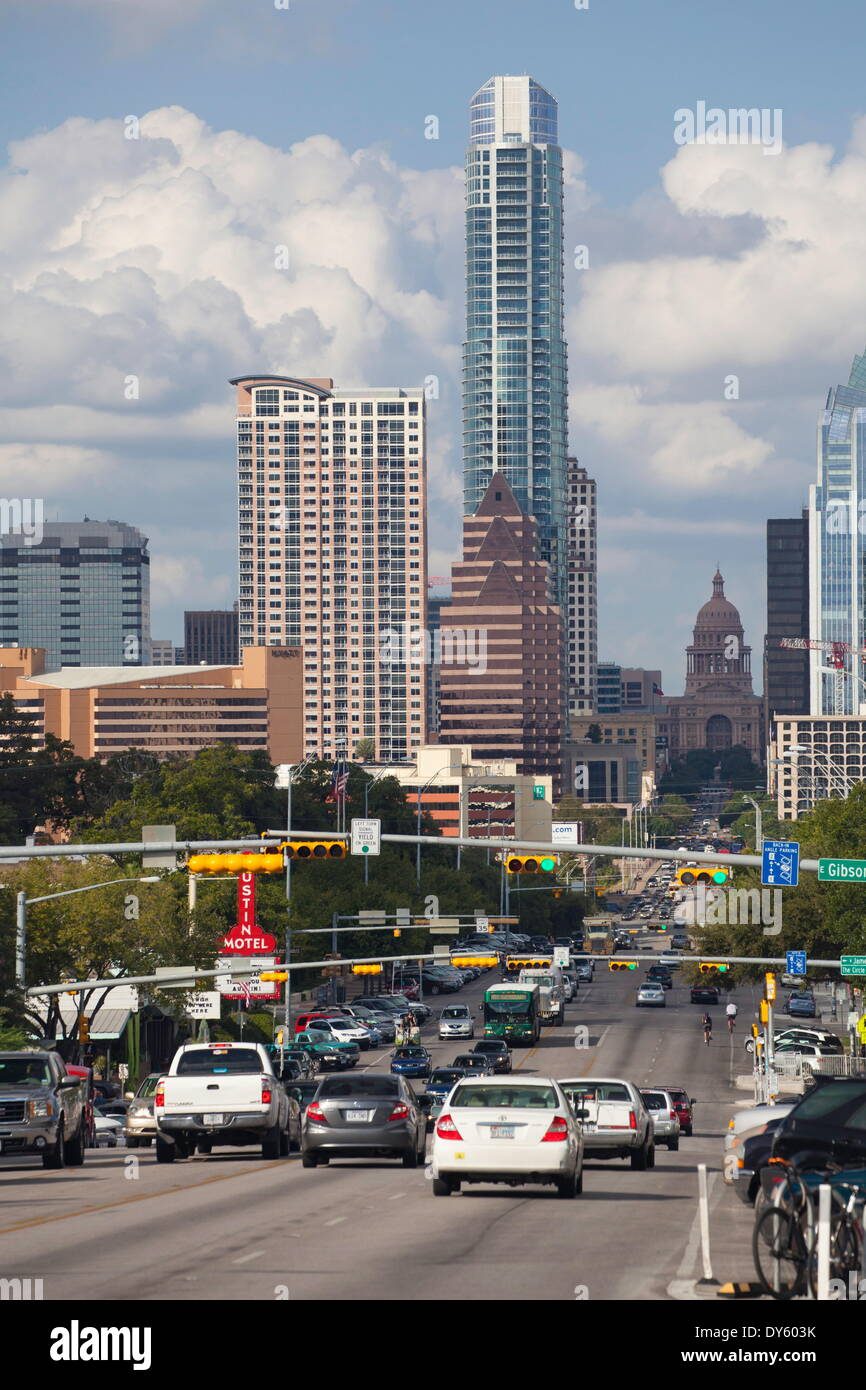 Austin, Texas, Stati Uniti d'America, America del Nord Immagini Stock