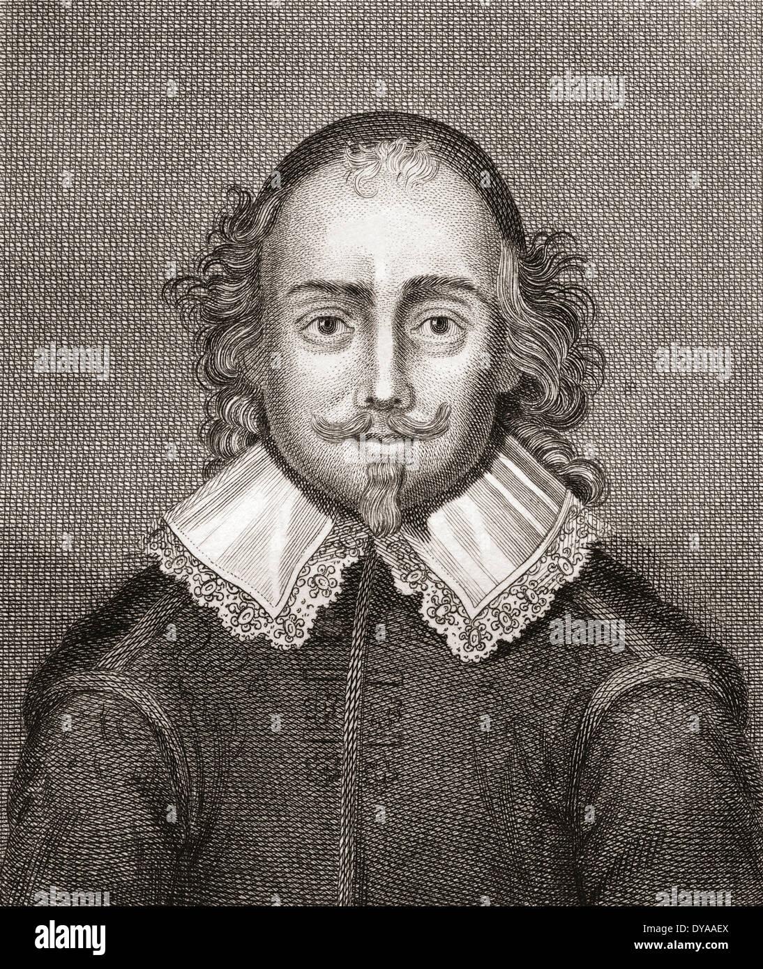 Alexander Erskine, 1598-1656. Plenipotenziario per la Svezia con il Trattato di Munster nel 1648. Immagini Stock