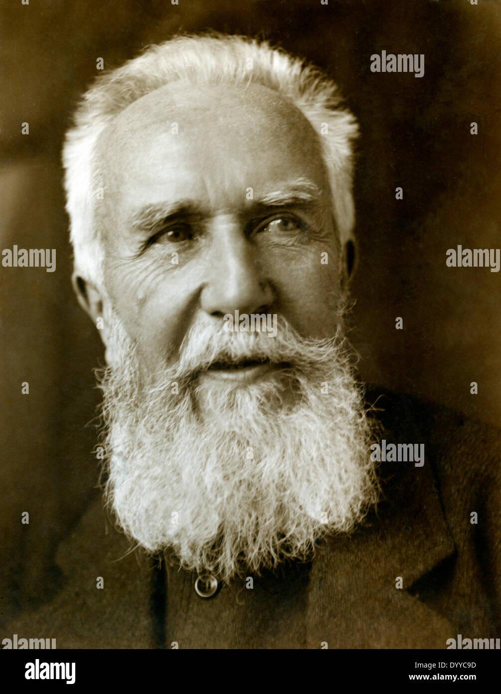 Ernst Haeckel Immagini Stock