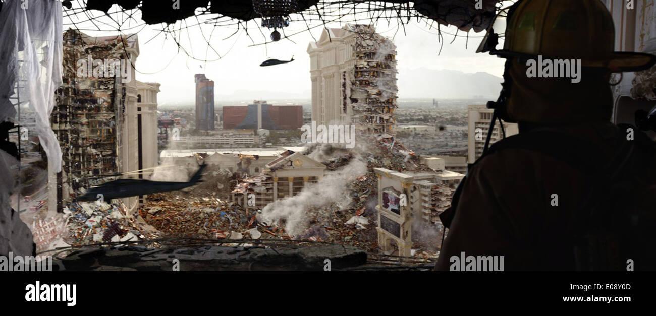 Godzilla (2014) Gareth Edwards (dir) raccolta moviestore ltd Immagini Stock