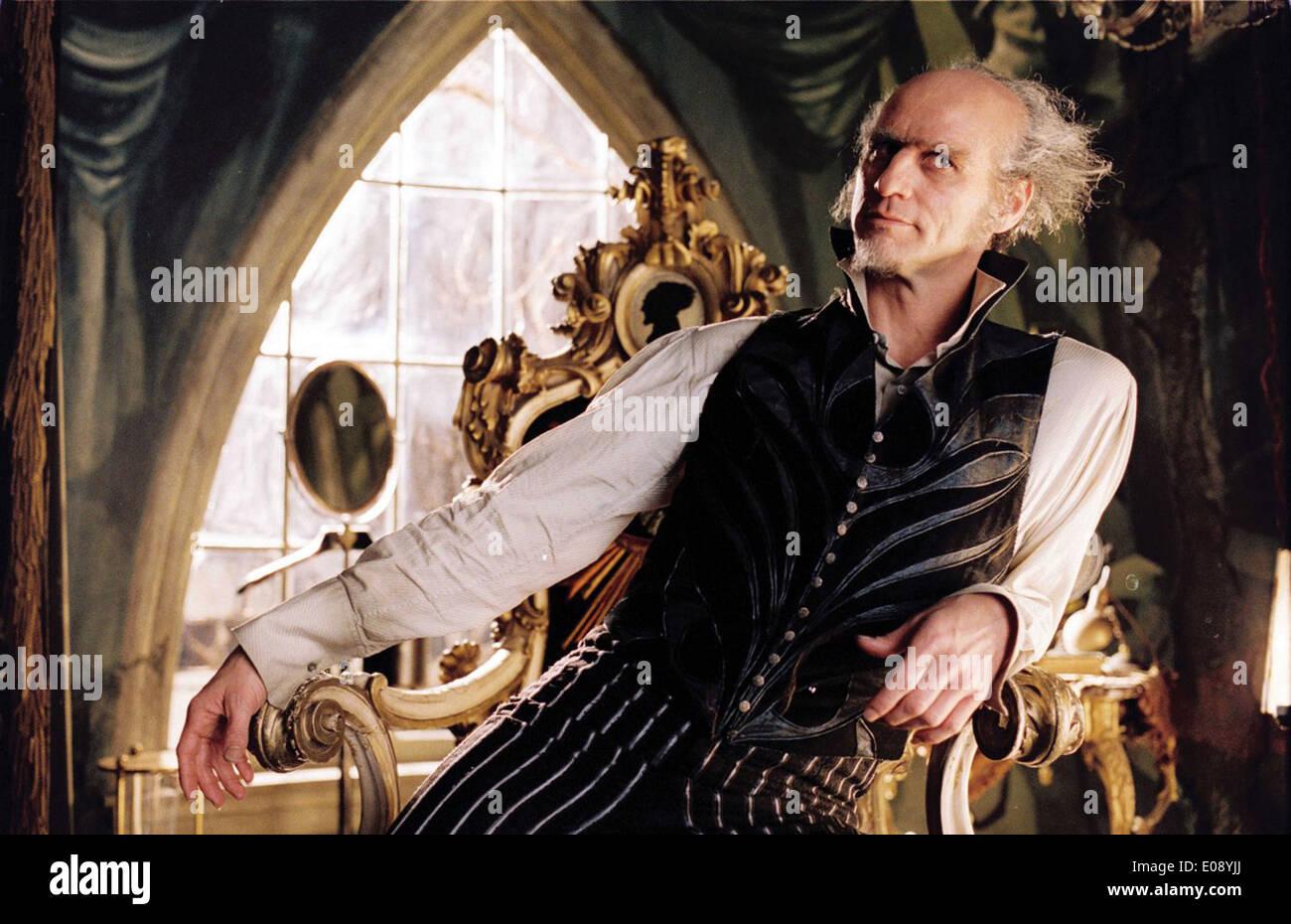 Lemony Snicket una serie di sfortunati eventi (2004) jim carrey brad silberling (dir) raccolta moviestore ltd Immagini Stock