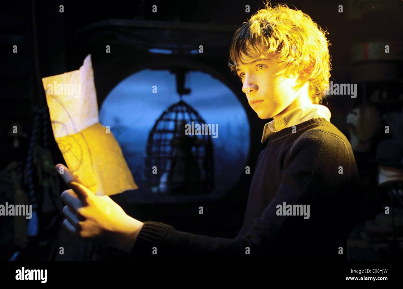 Lemony Snicket una serie di sfortunati eventi (2004) liam aiken brad silberling (dir) raccolta moviestore ltd Immagini Stock