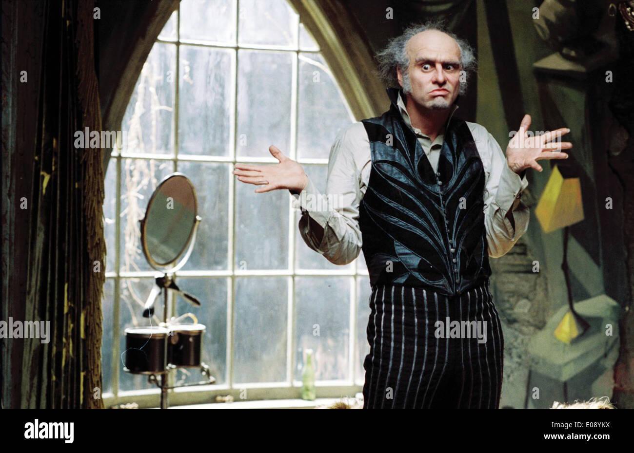 Lemony Snicket una serie di sfortunati eventi (2004) jim carrey brad silberling (dir) raccolta moviestore ltd Foto Stock