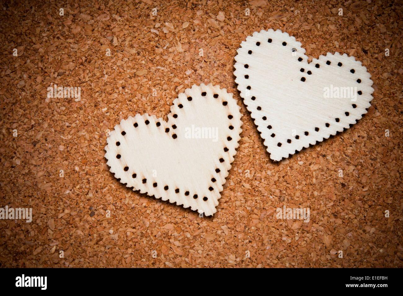 concetto di amore Immagini Stock