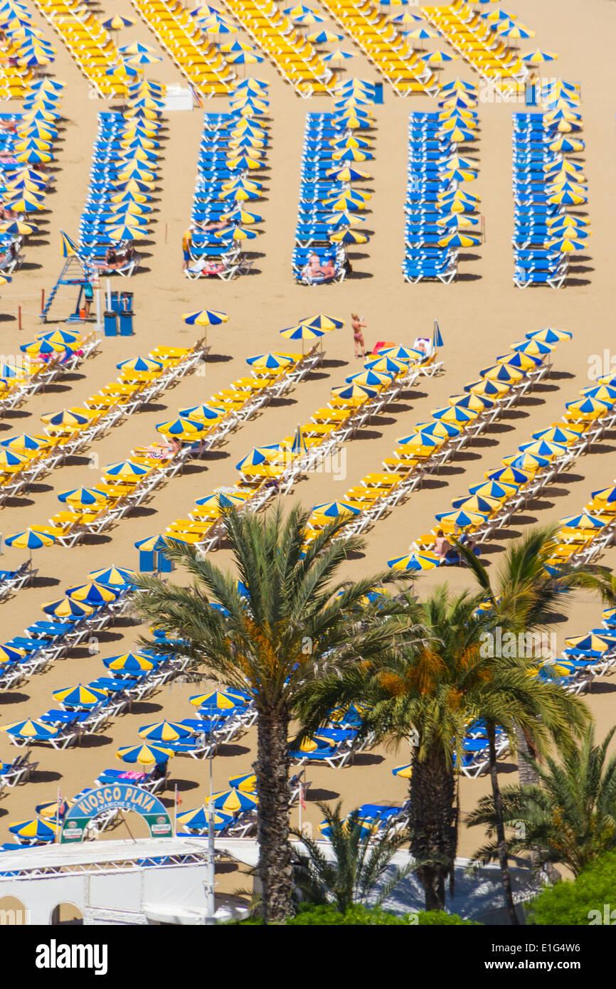 Spiaggia di Puerto Rico e resort Immagini Stock