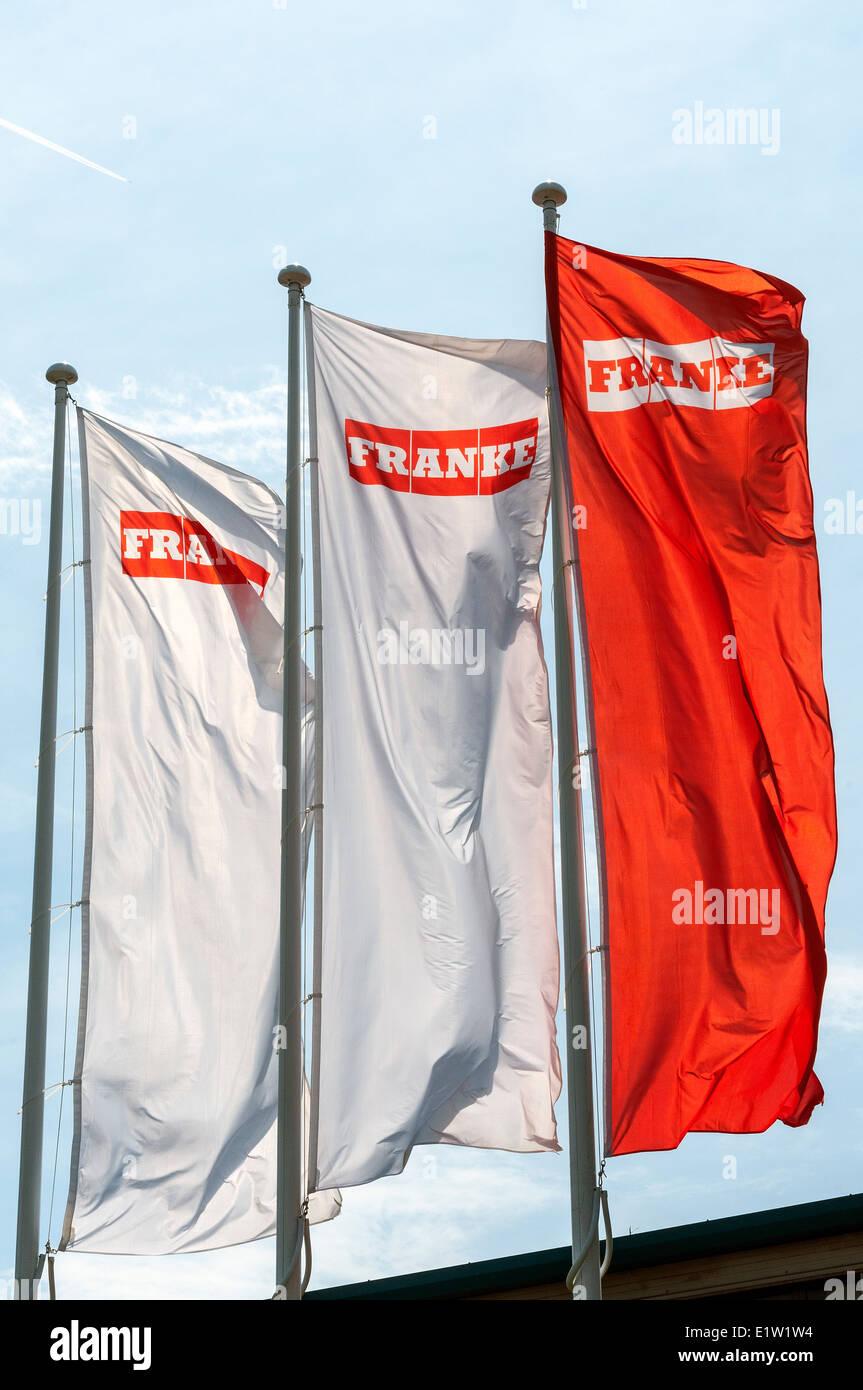 Franke è il più grande produttore mondiale di lavelli da cucina, ed ...