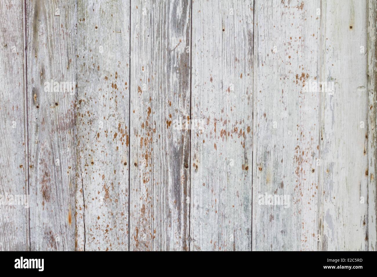 Schede di età compresa da un vecchio magazzino. Immagini Stock