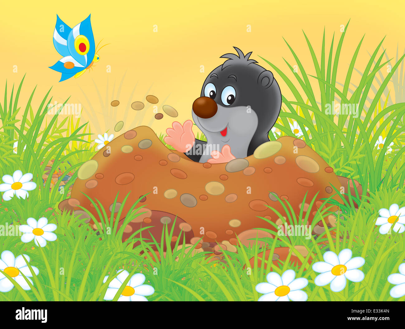Talpa foto & immagine stock: 70766325 alamy
