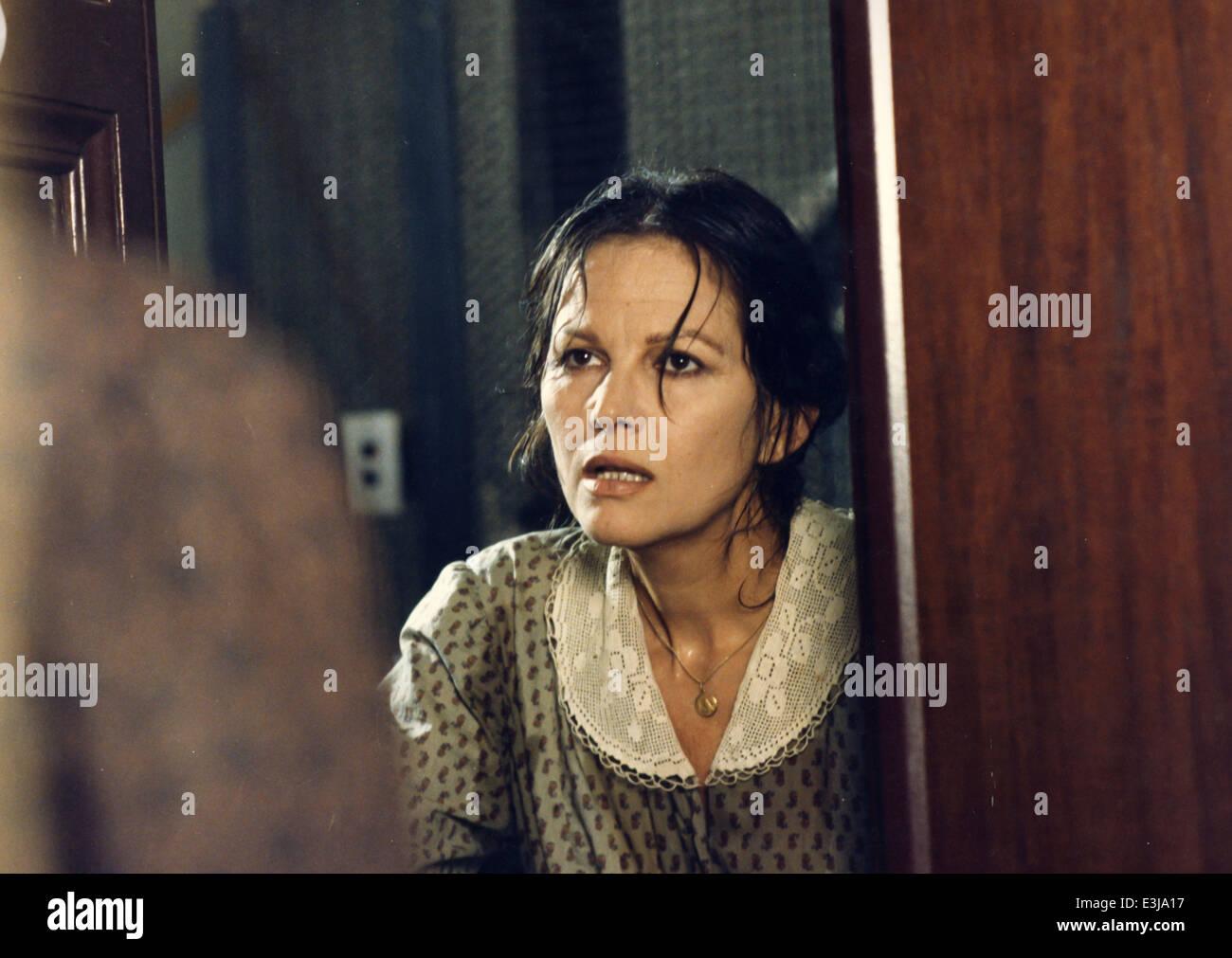 Claudia Cardinale, storia, la storia,1986 Immagini Stock