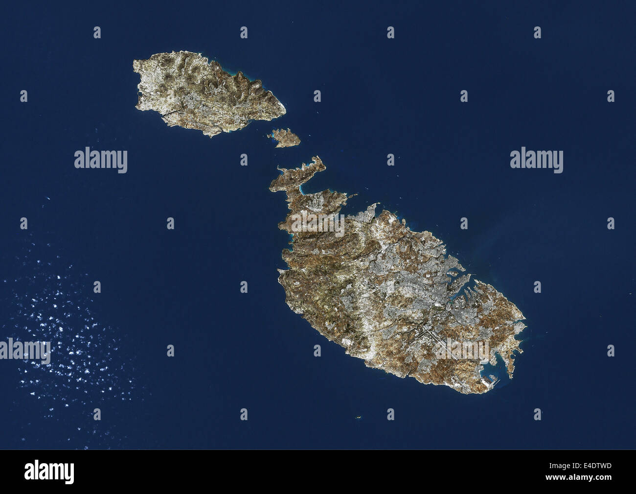 Isola Di Malta Cartina Geografica.Malta L Isola Di Malta True Color Immagine Satellitare Malta L Isola Di Malta True Color Satellitare Immagine Dell Isola Di Malta Foto Stock Alamy