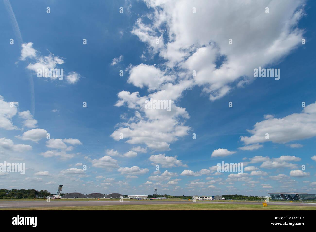 Grande Evento Calendario.Aerodromo Di Farnborough Hampshire Regno Unito 17 Luglio