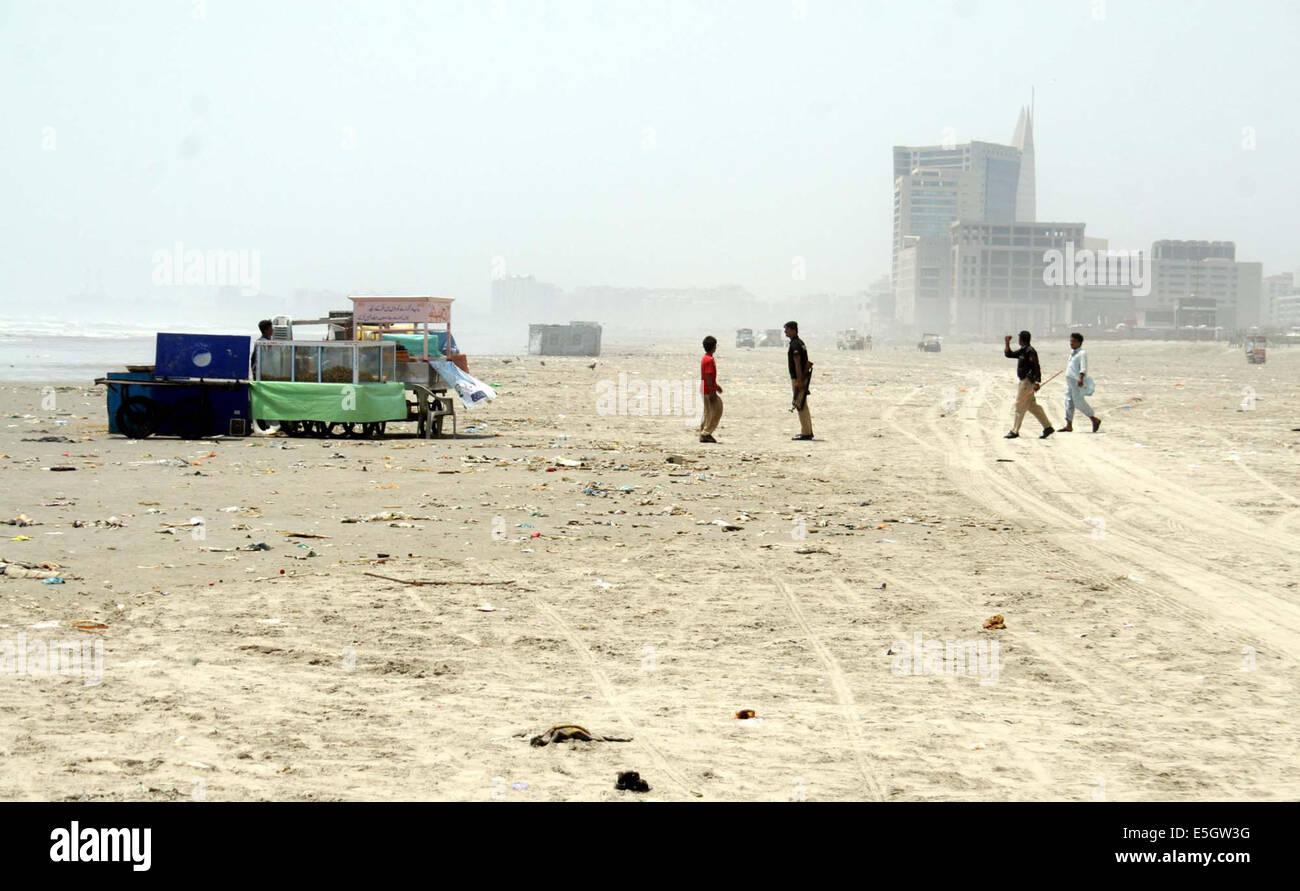Parchi di incontri a Karachi