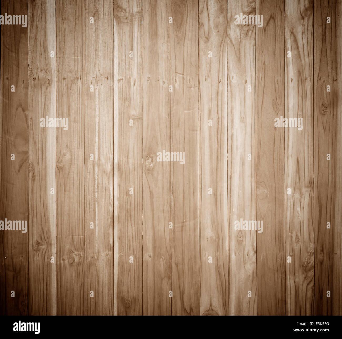 Il vecchio asse di legno marrone sfondo texture intensità. Immagini Stock