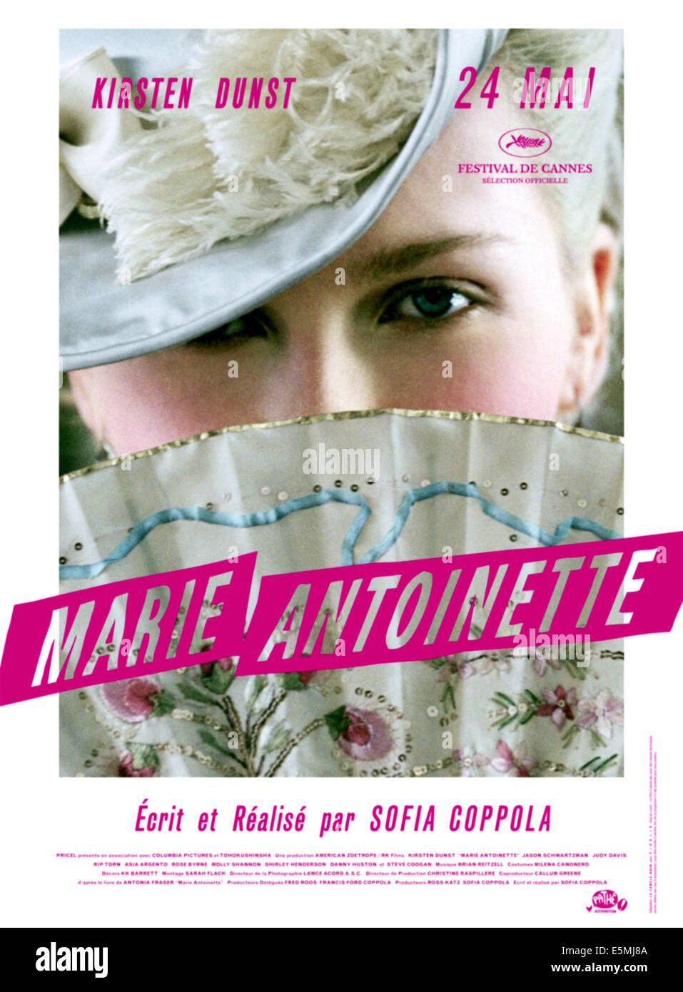 Marie Antoinette Fan Immagini   Marie Antoinette Fan Fotos Stock - Alamy 71592c5bd409