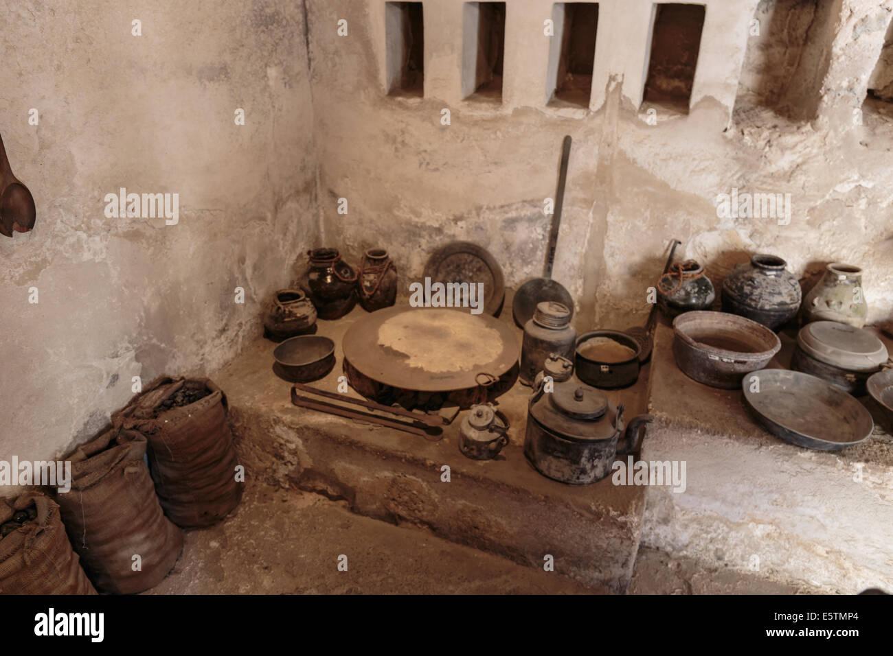 Vecchi utensili da cucina Foto & Immagine Stock: 72457900 - Alamy