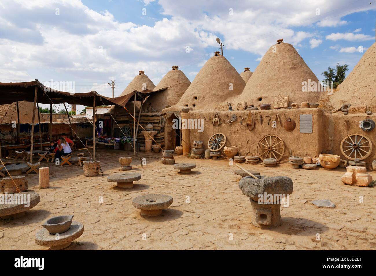 Case Di Mattoni Di Fango : Alveare a forma di mattoni di fango case trulli harran provincia