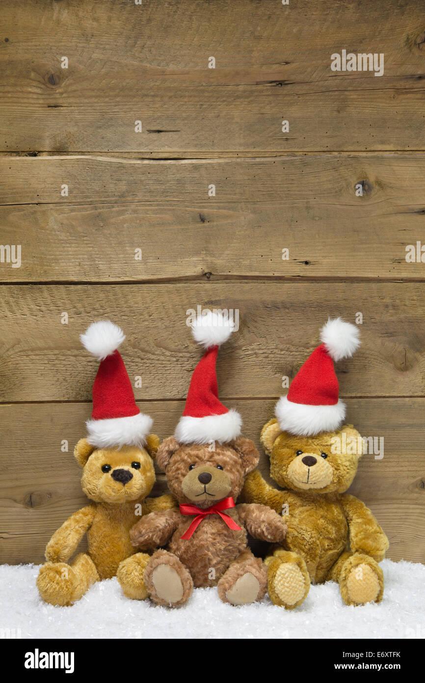 Biglietto natalizio con orsacchiotto per il primo Natale Me To You Bear