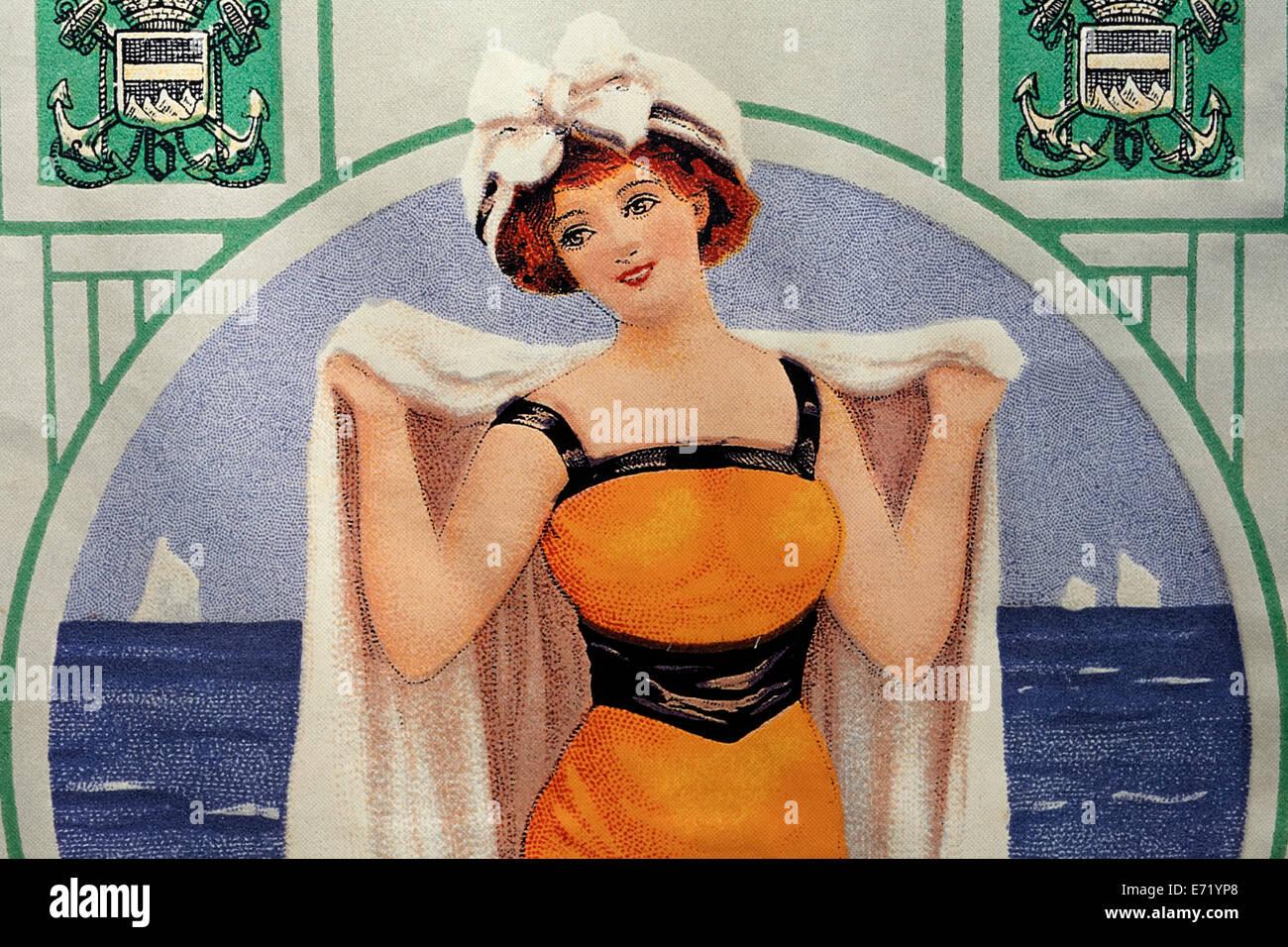 Costumi Da Bagno Vintage Roma : Calzedonia un anticipo d estate con i costumi da bagno con le