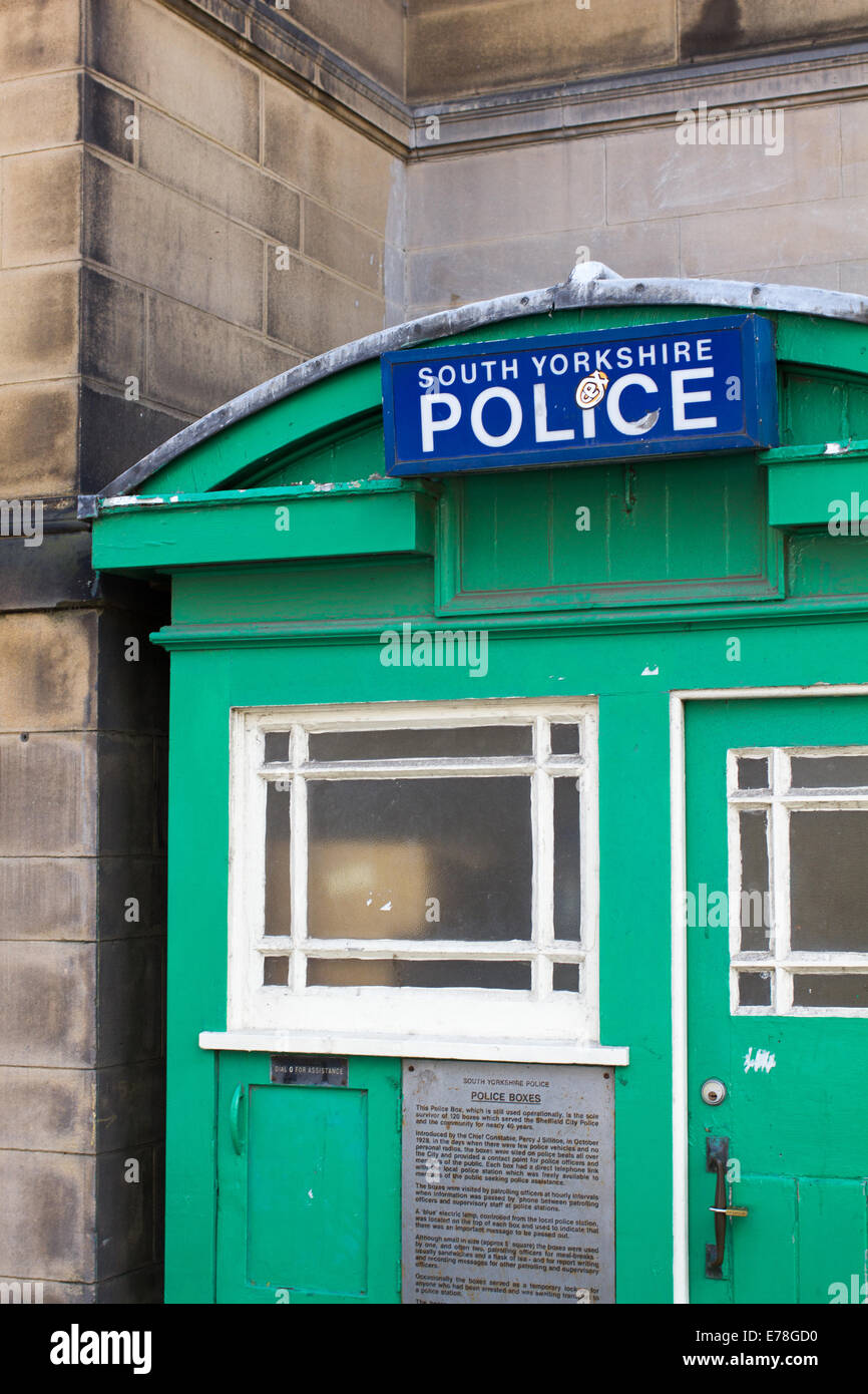 South Yorkshire velocità datazione