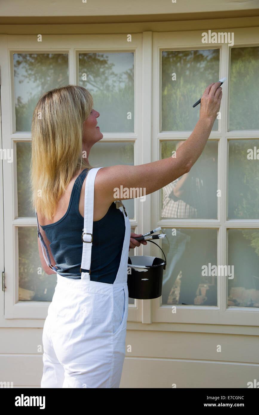 bello design grande sconto nuovi prodotti per Pittore decoratore indossare Pettorina e bretelle tute ...