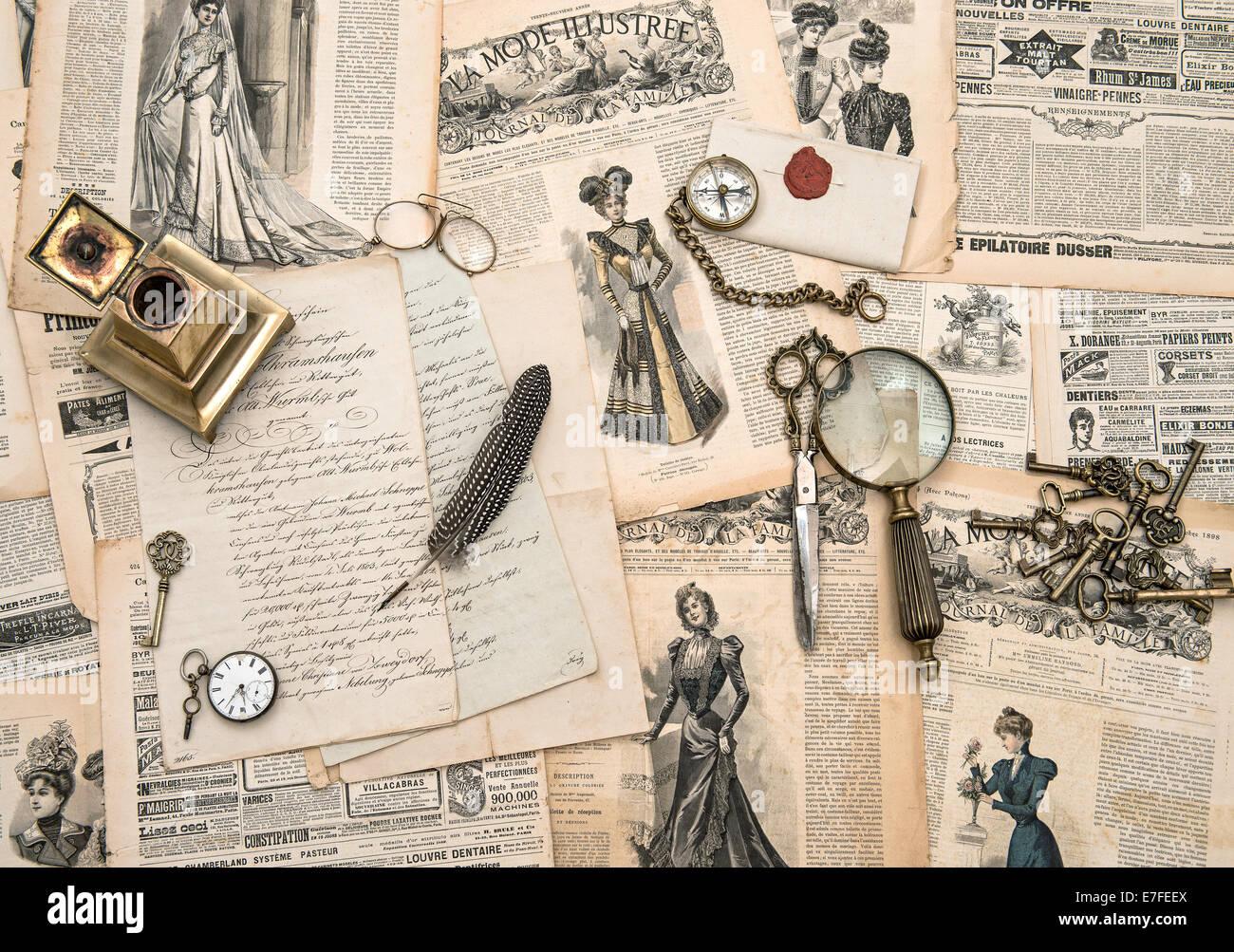 Ufficio Vintage Stile : In ufficio abbigliamento e arredamento di stile icon design