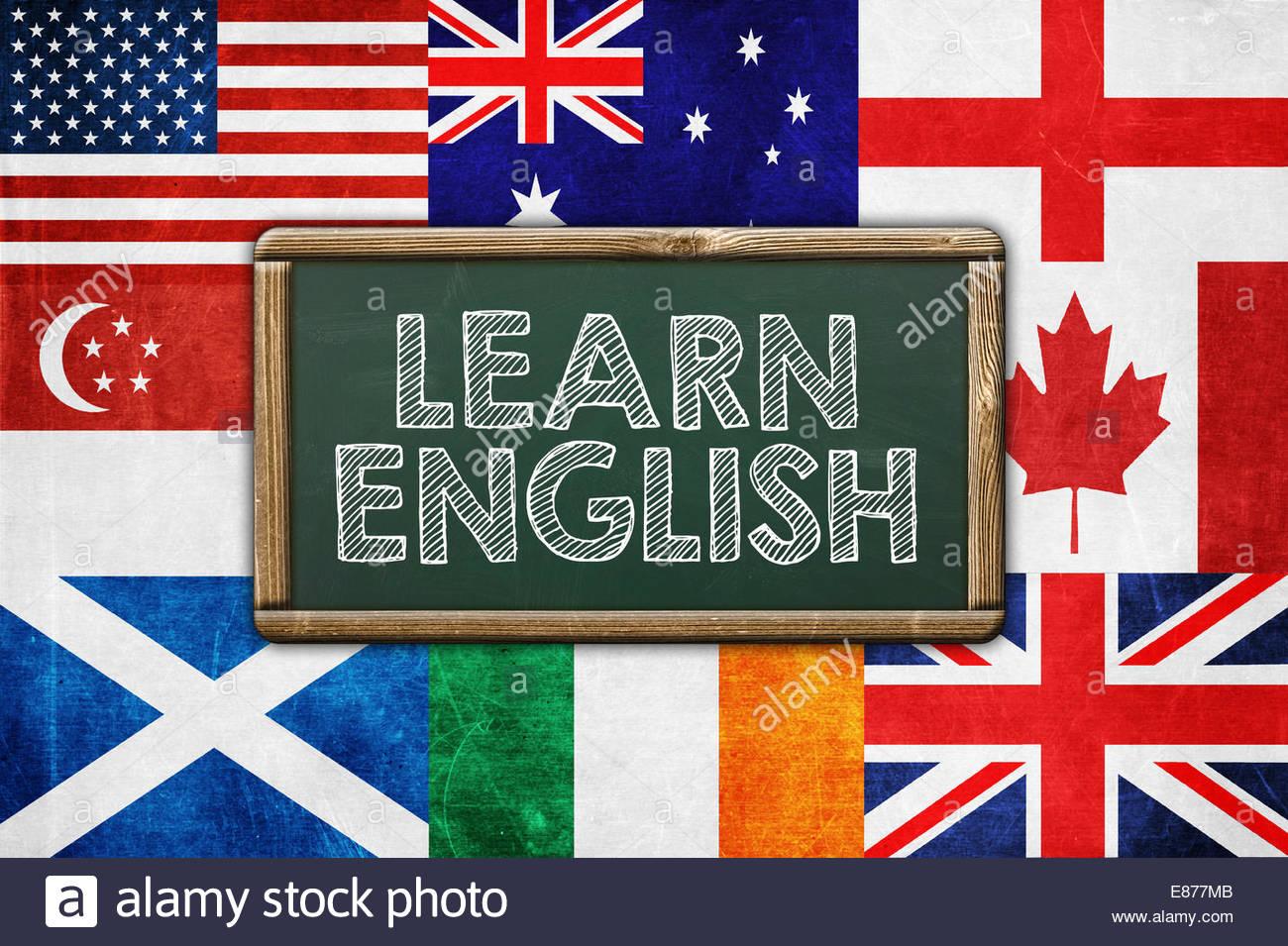 Di sfondo in inglese